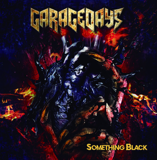 オーストリア出身の4人組ヘヴィ・メタルGARAGEDAYSが4th「SOMETHING BLACK」をリリース