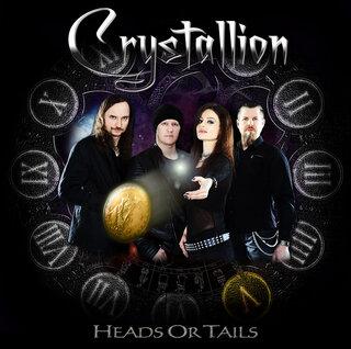 ドイツ出身の男女混成4人組ヘヴィ・メタルCRYSTALLIONが5th「HEADS OR TALE」を2月19日にリリース