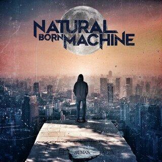 デイヴィッド・リードマン参加! イタリアのベーシスト、アルベルト・リゴーニによるメロハー・プロジェクトNATURAL BORN MACHINEがデビュー作「HUMAN」を2月19日にリリース