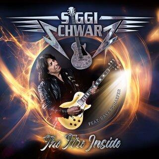MICHAEL SCHENKER GROUPの共同プロデューサー経験のあるドイツ人ギタリスト、シギ・シュヴァルツが11th「THE FIRE INSIDE」を2月19日にリリース