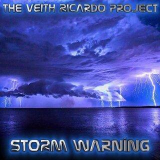 孤高の天才ギタリスト、 ニール・ザザを擁するプログレッシヴ・メタル・プロジェクト VEITH RICARDO PROJECTがデビュー作「STORM WARNING」を2月26日にリリース
