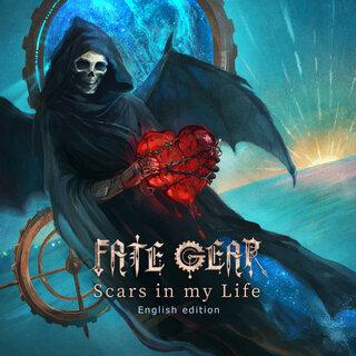 ガールズ・スチームメタル楽団FATE GEARが「Scars in my Life -English edition-」を1月27日にリリース