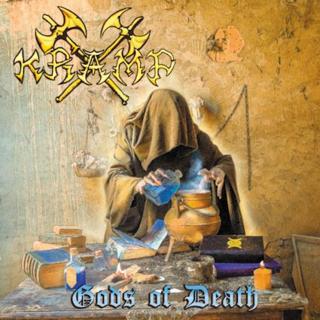スペインの女性ヴォーカル・トラディショナル・ヘヴィ・メタルKRAMPがデビュー作「GODS OF DEATH」をリリース。国内盤はSPIRITUAL BEASTから販売中!