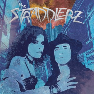 イタリア出身の女性シンガーとアルゼンチン出身のギタリストから成る スリージーな男女デュオTHE STRADDLERZがデビュー作「THE STRADDLERZ」を1月29日にリリース
