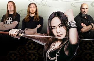 今春発売予定SAEKOのニュー・アルバムに元DREAM THEATREの世界的キーボード奏者デレク・シェリニアンの参加が決定!