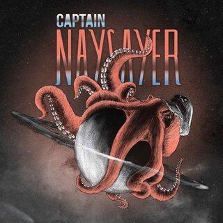 ブラジルとベルギー混成5人組の1970年代回帰型ハードロックCAPTAIN  NAYSAYEがデビューEP「CAPTAIN  NAYSAYER」をリリース