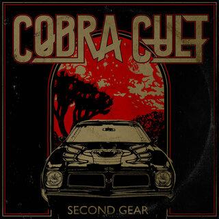 スウェーデンの女性ヴォーカルのスリージー・ハードロックCOBRA CULの2nd「SECOND GEAR」を3月5日にリリース!TOXIC HOLOCAUSTのジョエル・グラインドがマスタリング