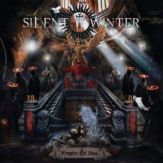 ギリシャのベテラン5人組パワー・メタルSILENT WINTERが2nd「EMPIRE OF SINS』」を3月26日にリリース