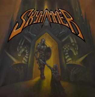 オーストラリア正統派メタルSKYHAMMERが2nd EP「THE SKYHAMMER」をリリースした