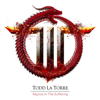 QUEENSRŸCHEの現シンガー、トッド・ラ・トゥーレが初のソロ・アルバム「REJOICE IN THE SUFFERING」をリリース