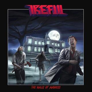 イタリア出身のオールド・スクール・スラッシュ・メタルIREFULがデビューEP「THE WALLS OF MADNESS」を日本先行でSPIRITUAL BEASTより3月24日にリリース