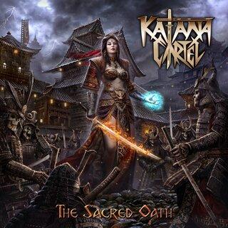 オーストラリアの5人組ヘヴィ・メタル・バンドKATANA CARTELがデビュー作「THE SACRED OATH」をリリース