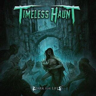 謎のヴォーカリストを擁するUS出身5人組ヘヴィ・メタル・バンドTIMELESS HAUNTがデビュー作「DARK FOR LIFE」をリリース