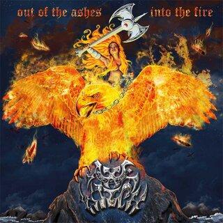 スウェーデンの古参ヘヴィ・メタルAXEWITCHが36年ぶりとなる4th「OUT OF ASHES INTO THE FIRE」を4月30日にリリース
