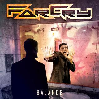 US5人組AOR/メロディアス・ハードロック・バンド FARCRYが10年ぶりとなる3rd「BALANCE」を4月30日にリリース
