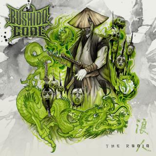 USハードコア・シーンに深く根ざす5人組ハイブリット・メタルBUSHIDO CODEのデビュー作「THE RONIN」 国内盤は5月19日にSPIRITUAL BEASTよりリリース