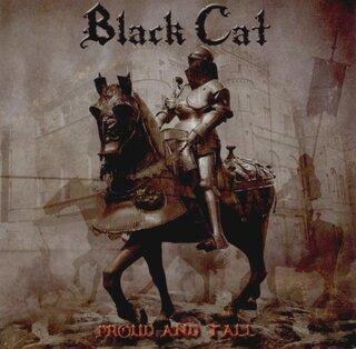 大阪出身のメロディック・パワー・メタル BLACK CATがニューアルバム「PROUD AND TALL」を発売!