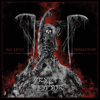 リトアニアにて2009年結成のデス/ブラック・メタルCRYPTS OF DESPAIRが2nd「ALL LIGHT SWALLOWED」を4月23日にリリース