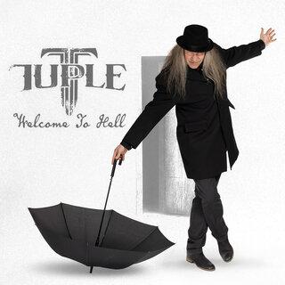 """TAROTのシンガーとして「FINLAND FEST 2010」に来日した トンミ""""トゥプレ""""サルメラのソロ・プロジェクトTUPLEが2nd「WELCOME TO HELL」を5月28日にリリース"""