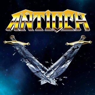 カナダにて2013年結成のトリオ編成NWOTHMバンドANTIOCHの4th「V」を5月14日にリリース