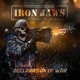 イタリア出身の5人組スピード・メタル・バンドIRON JAWSが8年振りとなる3rd「DECLARATION OF WAR」を5月28日にリリース METAL CHURCHのあの名曲をカヴァー!