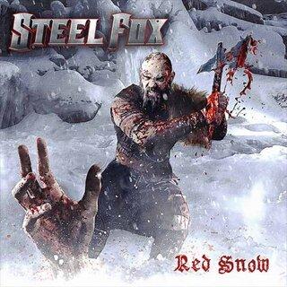 1997年結成のブラジル出身5人組パワー・メタル・バンドSTEEL FOXが約3年ぶりとなる2nd「RED SNOW」を5月7日にリリース
