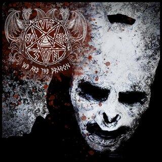 正体が謎のベールに包まれたフィンランドのダーク・オカルト・ロックバンド CVLT OV THE SVN がデビューアルバム「WE ARE THE DRAGON」をリリース