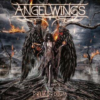 ジブラルタル出身の男女混成 6人組シンフォニック・メタル・バンドANGELWINGSが2nd「PRIMORDIUM」を6月18日にリリース