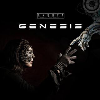 インド出身で 日本産ヴィジュアル系バンドをフェイヴァリットとして挙げる 5人組ダーク・シンセ・ロックバンドAROGYAが3rd「GENESIS」をリリース