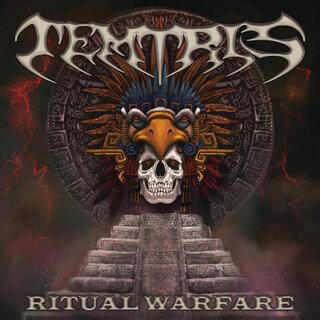 オーストラリア出身の男女混成5人組パワー・メタル・バンド TEMTRISが6th「RITUAL WARFARE」をリリースした
