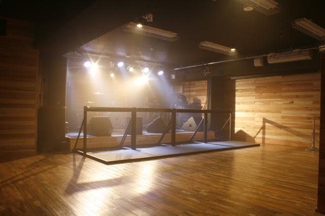 the five morioka ホール