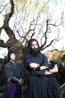 川越の残虐王こと、埼玉産デス・スラッシュメタルバンド - 兀突骨インタビュー