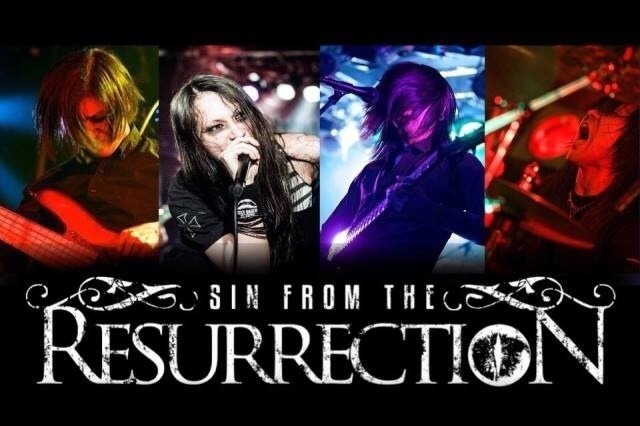 SIN FROM THE RESURRECTION インタビュー