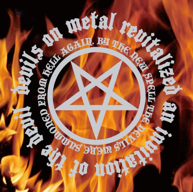 MEPHISTOPHELES / devils on ...