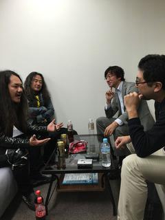 第一回ゲスト:吉田HALLY良文(UNITED)× NEMO(SURVIVE)