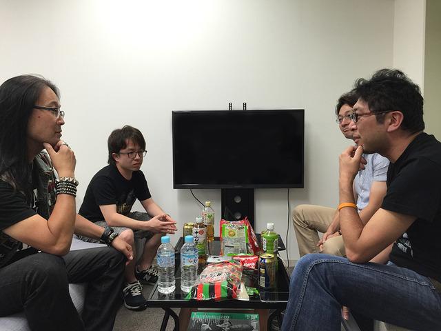 Metallization.jp企画会議 第三回目
