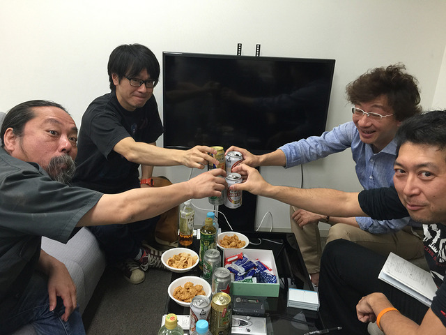 Metallization.jp企画会議 第四回目