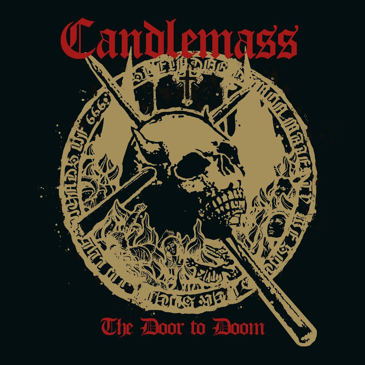 CANDLEMASS『The Door To Doom』