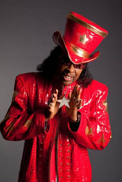 Bootsy Collins(元THE J.B.'S/...