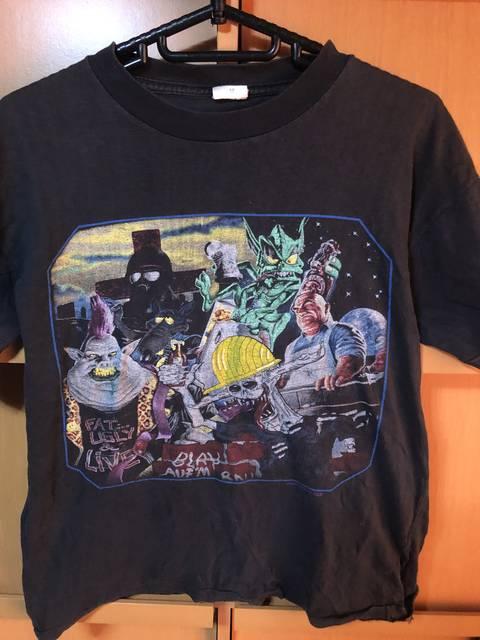 EMP MERCHANDISING5周年記念Tシャツ。