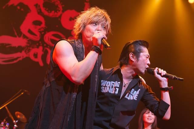 遠藤正明(左)&増子直純(右)