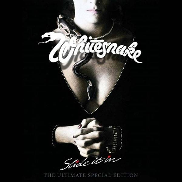 WHITESNAKE / SLIDE IT IN - ...