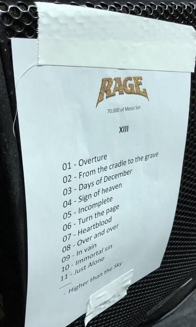 RAGE&THE LINGUR MORTIS ORCH...