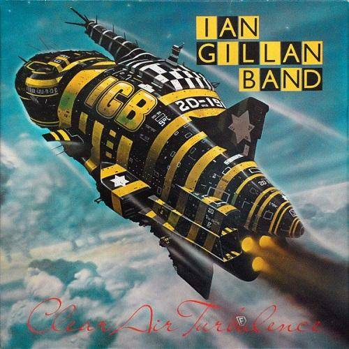 IAN GILLAN BAND『CLEAR AIR T...
