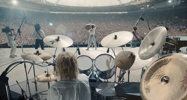 映画「Bohemian Rhapsody 」より