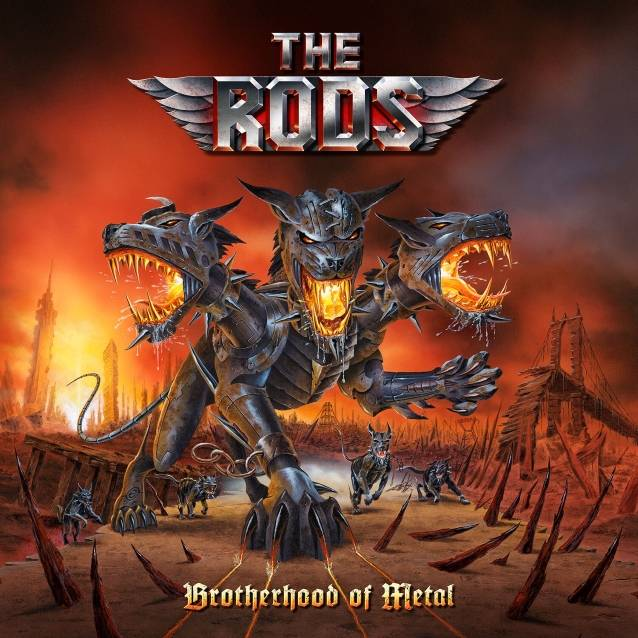 THE RODS / Brotherhood Of M...