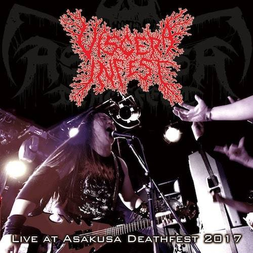 VISCERA INFEST / Live at As...