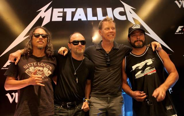 Metallica's new album – everything we know so far about the band's 11th - NME (12000)