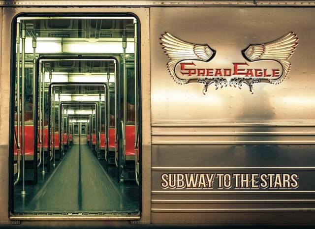SPREAD EAGLE / Subway To Th...