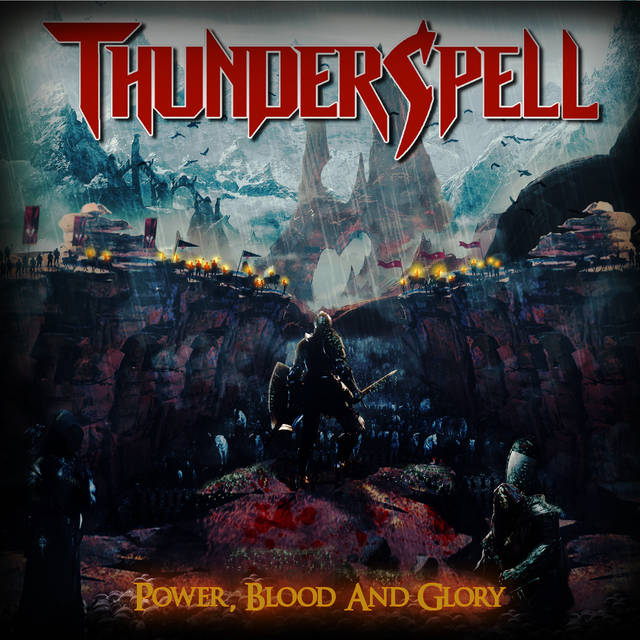 THUNDERSPELL / Power, Blood...